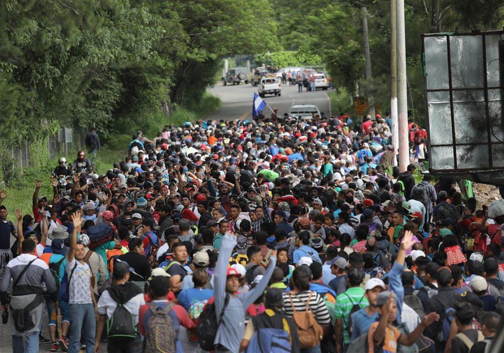 Caravan-Mexico 2018